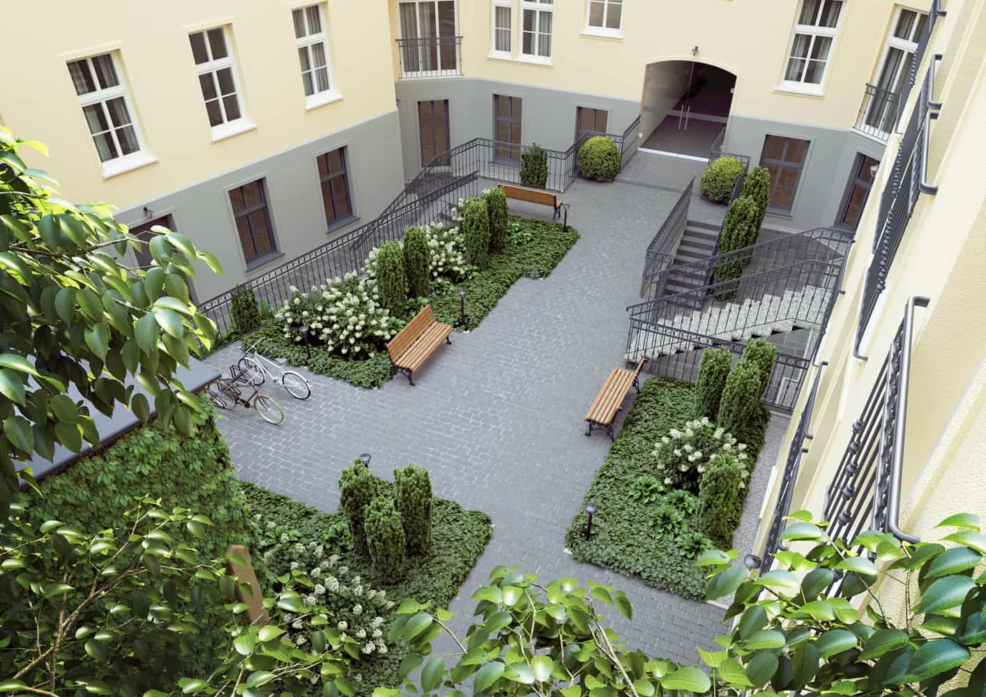 Biuro sprzedaży: Mieszkania w prestiżowej inwestycji przy ul. 23 Lutego 11