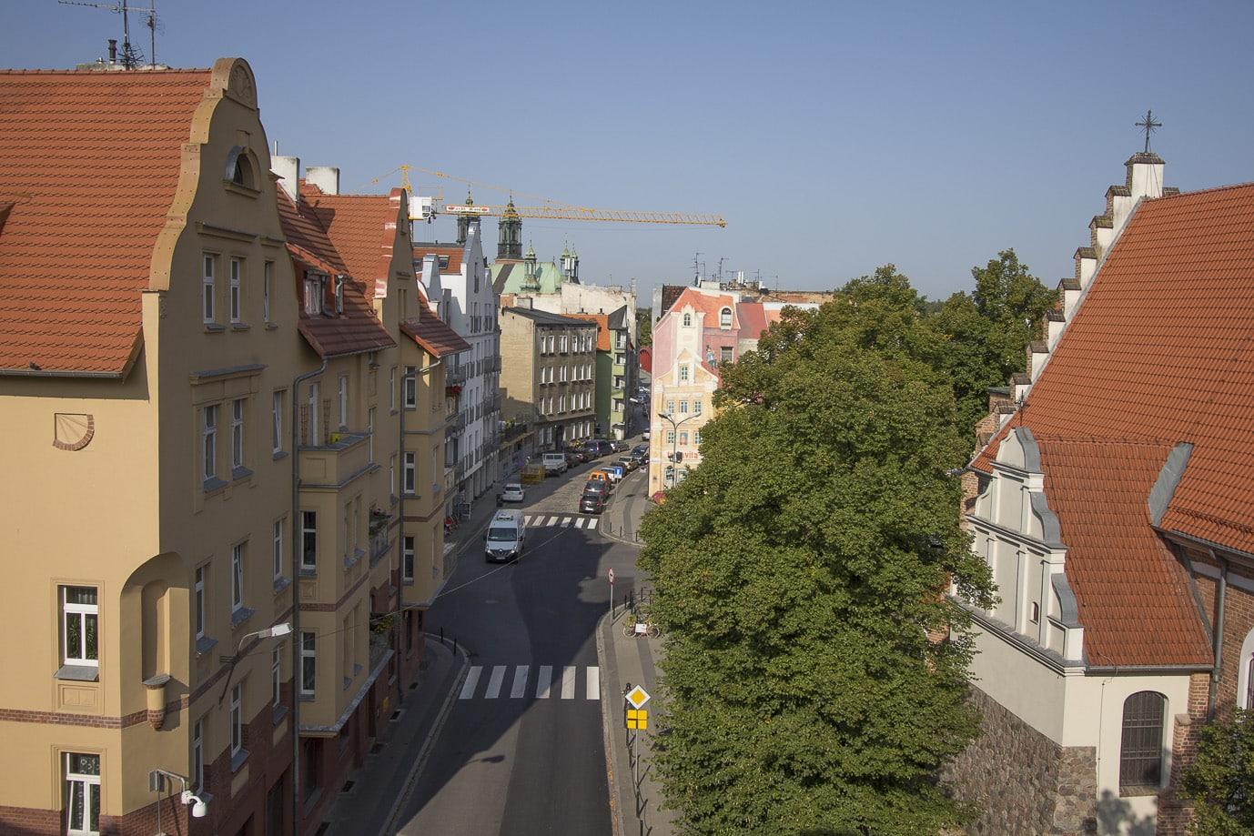 5 mieszkań z fantastycznym widokiem na Śródce