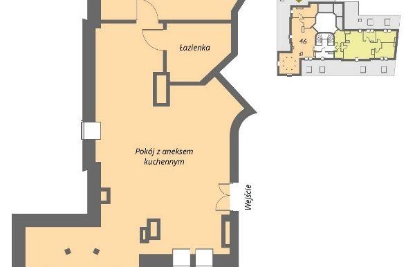 M46 5 piętro